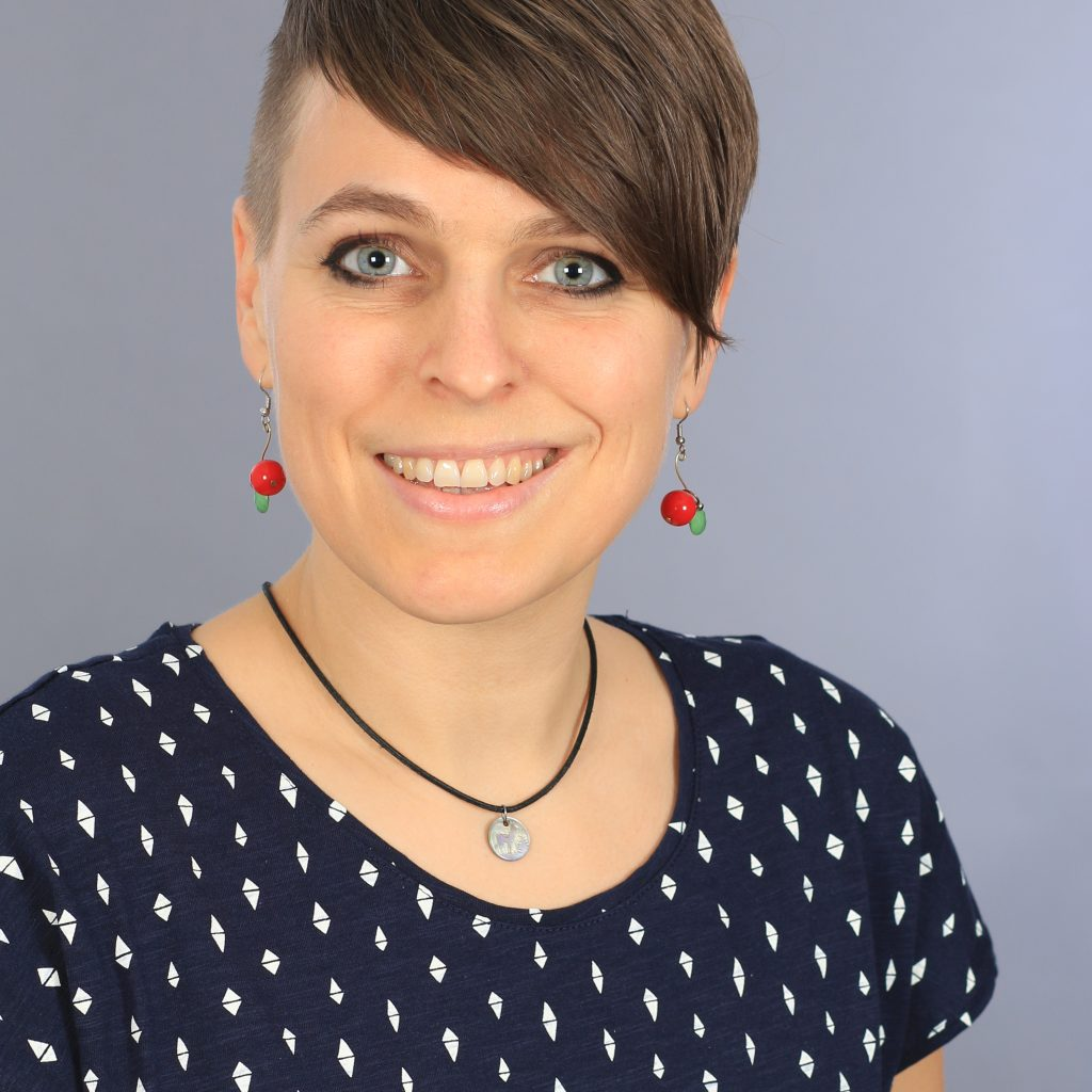 Profilbild Yvonne Grabowski
